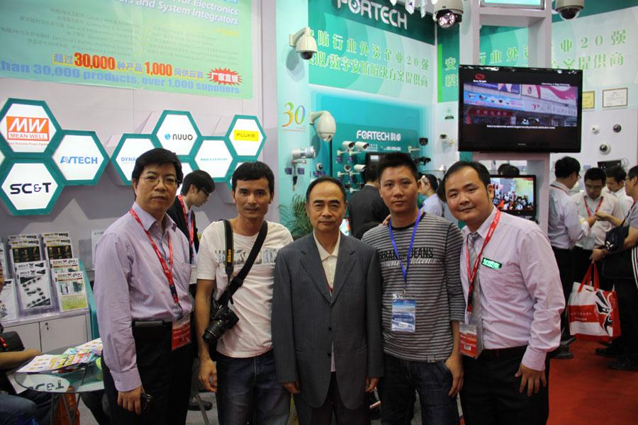 2011 深圳安防展覽會